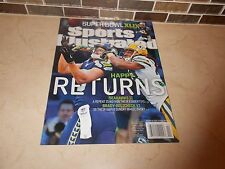 BRAND NEW 2015 NFL SEATTLE SEAHAWKS SUPER BOWL XLIX PREVIEW SPORTS ILLUSTRATED