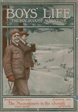 BOYS LIFE magazine boy scouts BSA 69 issues 1911 - 1916 SCOUTS boy's scouting v1