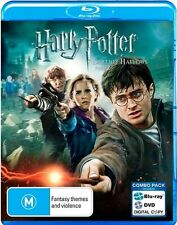 Harry Potter And The Deathly Hallows : Part 2 (Blu-ray, 2012, 2-Disc Set)