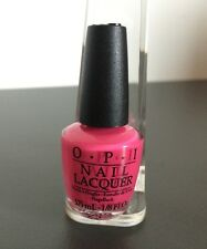 OPI Nagellack O.P.I. pink Strawberry Margarita NEU 3,75 ml
