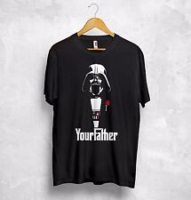 Darth Vader T Shirt Rogue One Star Wars Luke Skywalker The Godfather Your Father