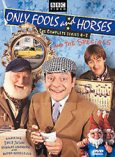 Only Fools and Horses - The Complete Series 4-5 and the Specials 2013 Ex-library