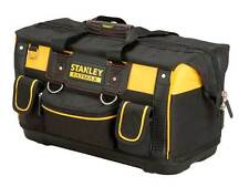 Stanley FatMax STA171180 18in Open Mouth Rigid Tool Bag Tote FMST1-71180 New