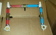 RV WATER HEATER BYPASS PEX VALVE BY-PASS 1 unit
