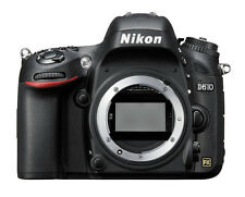 Nikon D610 DSLR Camera Body Only - Black