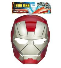 Marvel Iron Man 2 Movie MARK V HERO MASK Roleplaying Toy ~NEW~