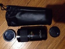 Minolta Sony 75-200mm f/4.5 AF lens a alpha mount maxxum for a55 a77 a99 a550