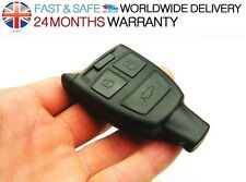 Fiat Croma 3 Button FOB Remote Key CASE HIGH QUALITY, SOFT BUTTONS