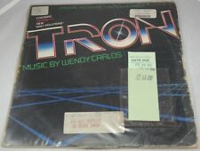 Tron wendy carlos ost vinyl LP 1982 soundtrack vinyl original synth rare, 12""