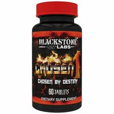Blackstone Labs CHOSEN 1 / DHEA / Muscle Mass / Dry Lean Gains / 60 Tablets *NEW