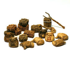 thebattleforge Food Stores Provisions Supplies Pack 28mm Fantasy Wargames & RPG