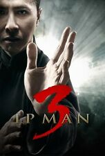 NEW - IP MAN 3 DVD (Donnie Yen, Jin Zhang) FAST SHIPPING