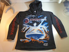 Vintage STRATOVARIUS  Unused SWEATSHIRT HOODIE 90s metal heavy t shirt helloween