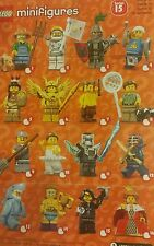 Lego minifigures series 15 complete set of 16 (factory sealed)