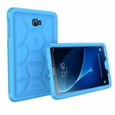 Poetic Samsung Galaxy Tab A 10.1 Rugged Protective Silicone Case (2016) 4Color