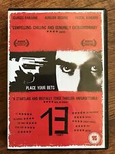 13 / TZAMETI ~ 2005 French Russian Roulette Cult Film | UK DVD
