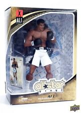 "Muhammad Ali Boxing Upper Deck 10"" inch All Star Vinyl Action Figure Statue Doll"