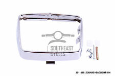 Square headlight rim ring surround for Honda cub C50 C70 C90