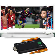 CX919 Quad Core Mini PC Smart TV Box Dual WIFI TV Stick for Android 4.4 UK WSK