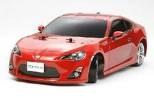 Tamiya 58551 1/10 RC Car TT-01 D Type-E Drift Toyota GT 86 Scion FRS Kit TT01ED