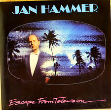 Jan Hammer-Escape from Television-LP-Slavati-cleaned - l3670