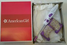 American girl Mckennas rain gear set in box discontinued retired rare boots