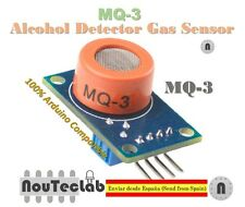 MQ-3 MQ3 Alcohol Ethanol Sensor Breath Gas Ethanol Detection for Arduino