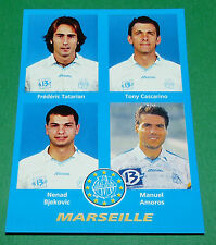 N°392 TATARIAN CASCARINO MARSEILLE OM D2 PANINI FOOT 96  FOOTBALL 1995-1996