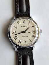 Soviet  vintage Poljot  automatic men's dress watch from 1 MCHZ, 23 J, 1980's