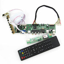 TV+HDMI+VGA+USB LCD LED screen Controller Board kit for LP154W01/LTN154X3-L03