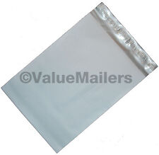 4000 Poly Mailers Envelopes 9x12 Self Seal Plastic Bags Matte Finish 2.7 Mil