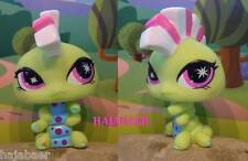 ☆♥ Littlest Pet Shop ♥☆ PUNKIEST RAUPE CATERPILLAR ♥☆ SPECIAL EDITION ♥☆ RAR
