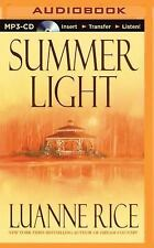 Summer Light by Luanne Rice (2015, MP3 CD, Unabridged)