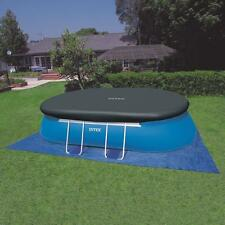 INTEX Abdeckplane für Oval-Frame Pools 549 x 305 x 107 cm 10871