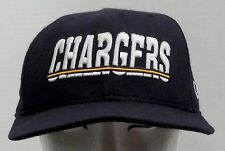 San Diego Chargers NFL Vintage Truckers Baseball Fitted Hat Cap Made in USA