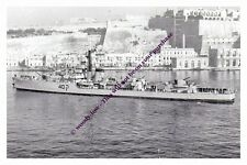 rp13209 - Israeli Navy Warship - Elath , built 1944 - photograph 6x4