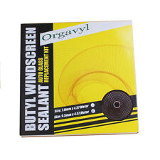 15FT OCI Butyl Rubber Glue Sealant Retrofit Headlight Windshield Gasket Speaker