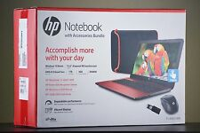 "New & Sealed! HP 15.6"" 15-ba051wm Touchscreen Laptop Bundle AMD A10 8GB RAM 1TB"