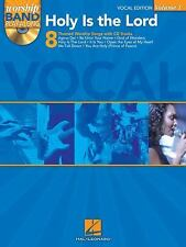Holy is the Lord Vocal Edition Vol.1 Worship Band Play-Along BK/CD, , Good Book