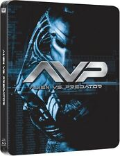 Alien vs Predator Blu-ray Steelbook Brand New Sealed bluray