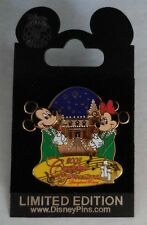 Disney Pin DLR Candlelight Processional 2008 Pin LE1000