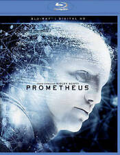 Prometheus NEW Blu-ray disc/case/cover only no digital copy or dvd