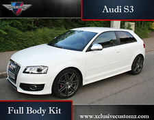 Audi S3 Body Kit for Audi A3 8p Audi Bodykit Audi S3 Facelift Body Kit