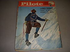 PILOTE 127 29.03.62 LIONEL TERRAY AVIATION CHARLES LINDBERGH BOB MORANE