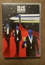 Blue Man Group: How to Be a Megastar Live! DVD, Blue Man Group, Various