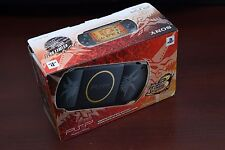 PlayStation Portable PSP-3000 Monster Hunter L.E Console boxed JP system US Sell