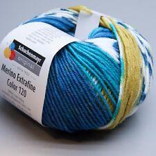 Schachenmayr Merino Extrafine Color 120 - 493 amsterdam 50g Wolle