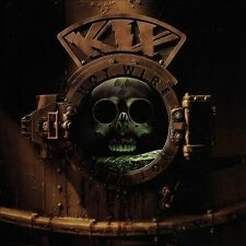Hot Wire by Kix (Metal) (CD, Jul-1991, Atlantic) Free Ship #JL38