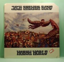 Jack Brewer Band [ex Saccharine Trust] - Harsh world