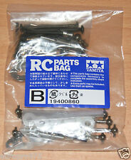 Tamiya 58418 Boomerang 4WD (2008), 9400860/19400860 Metal Parts Bag B, NIP